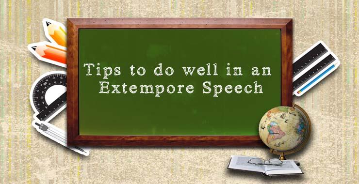 extempore speaking Traducir extempore: improvisado más información en el diccionario inglés-español.